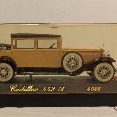 Coches a escala: COCHE SOLIDO ESCALA 1:43 CADILLAC 452A (1930). Lote 222481906