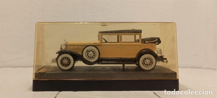 Coches a escala: Coche Solido Escala 1:43 Cadillac 452A (1930) - Foto 2 - 222481906