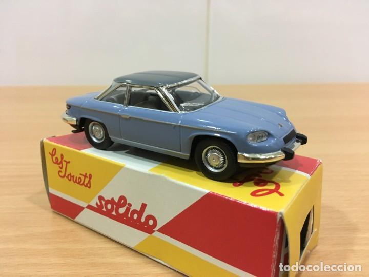 Coches a escala: COCHE SOLIDO Nº 35 - AUTO PANHARD 24 CT (1964), CON CAJA. ESCALA 1/43 - Foto 2 - 222836228