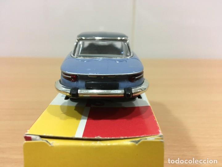 Coches a escala: COCHE SOLIDO Nº 35 - AUTO PANHARD 24 CT (1964), CON CAJA. ESCALA 1/43 - Foto 4 - 222836228