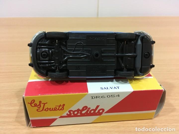 Coches a escala: COCHE SOLIDO Nº 35 - AUTO PANHARD 24 CT (1964), CON CAJA. ESCALA 1/43 - Foto 5 - 222836228