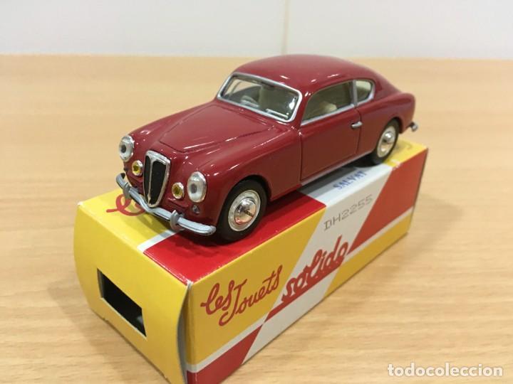 COCHE SOLIDO SIN NUMERAR - AUTO AURELIA GT- B20 (1951), CON CAJA. ESCALA 1/43 (Juguetes - Coches a Escala 1:43 Solido)