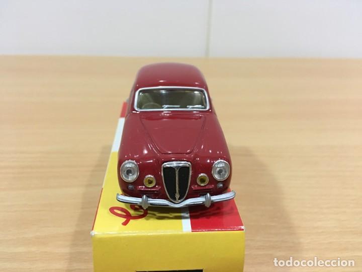 Coches a escala: COCHE SOLIDO SIN NUMERAR - AUTO AURELIA GT- B20 (1951), CON CAJA. ESCALA 1/43 - Foto 3 - 222836518