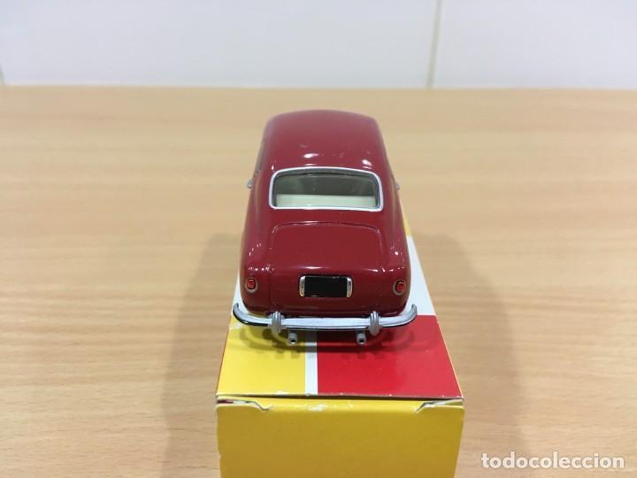 Coches a escala: COCHE SOLIDO SIN NUMERAR - AUTO AURELIA GT- B20 (1951), CON CAJA. ESCALA 1/43 - Foto 4 - 222836518