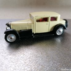 Coches a escala: SOLIDO 144 - VOISIN 1934 SEGUN FOTOS. Lote 222970220