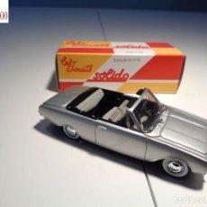 Carros em escala: FORD TAUNUS 17M - 1960. ESCALA 1:43. SOLIDO / SALVAT. Lote 224779697