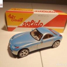 Auto in scala: ALFA ROMEO NUVOLA. ESCALA 1:43. SOLIDO / SALVAT. Lote 225053955
