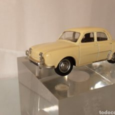 Coches a escala: RENAULT DAUPHINE/ONDINE ES. 1/43. Lote 225486845