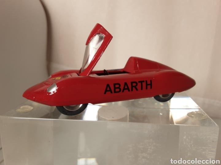 FIAT ABART ESC.1/43 (Juguetes - Coches a Escala 1:43 Solido)