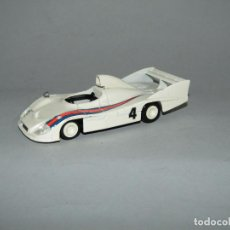 Coches a escala: ANTIGUO PORSCHE 936 EN ESCALA 1:43 DE SOLIDO MADE IN FRANCE - AÑO 1970S.. Lote 225718860