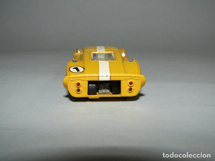 Coches a escala: Antiguo FORD MARK IV en Escala 1/43 de SOLIDO Made in France - Año 1969 - Foto 3 - 225719940