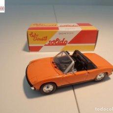 Auto in scala: VW VOLKSWAGEN PORSCHE 914. ESCALA 1:43. SOLIDO / SALVAT. Lote 225727310