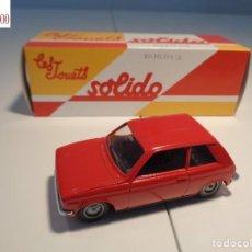 Auto in scala: PEUGEOT 104 ZS. ESCALA 1:43. SOLIDO / SALVAT. Lote 225736110