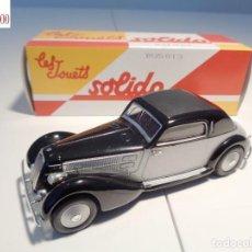 Auto in scala: LANCIA ASTURA -1935-. ESCALA 1:43. SOLIDO / SALVAT. Lote 225748006