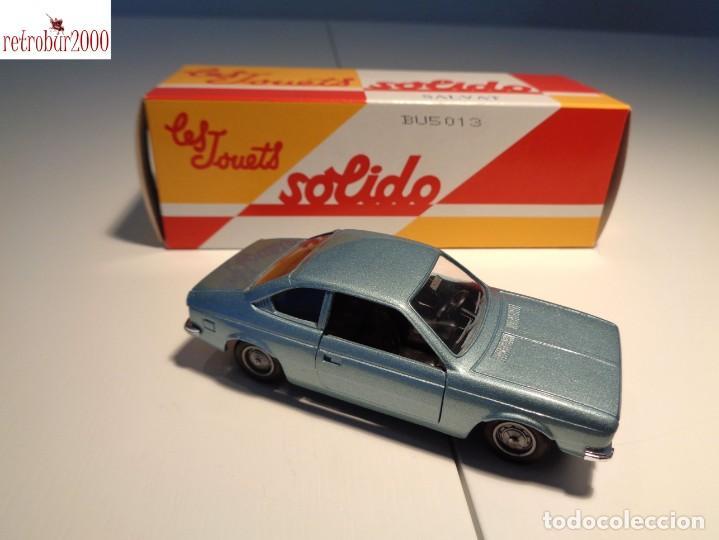 Coches a escala: Lancia Beta Coupe 1800. Escala 1:43. Solido / Salvat - Foto 2 - 225759115