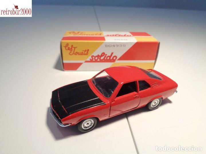 Coches a escala: Opel Manta 1900 SR. Escala 1:43. Solido / Salvat - Foto 1 - 225763075