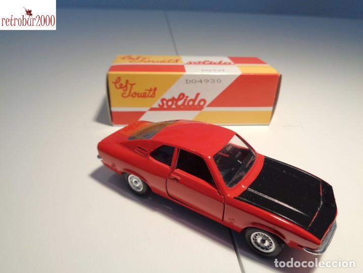 Coches a escala: Opel Manta 1900 SR. Escala 1:43. Solido / Salvat - Foto 2 - 225763075