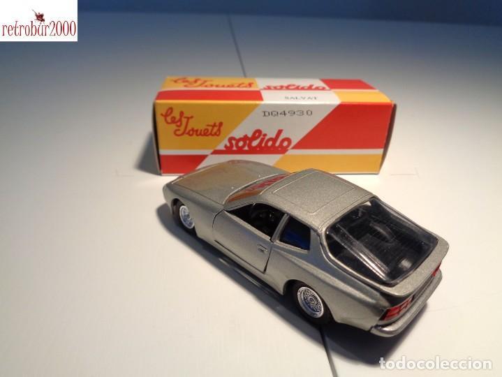 Coches a escala: Porsche 944. Escala 1:43. Solido / Salvat - Foto 3 - 225763497