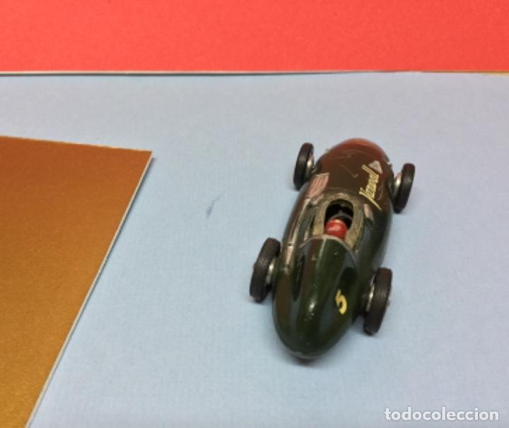 Coches a escala: Vanwall F-1, metal, esc. 1/43, Solido, original años 50. - Foto 6 - 226913575