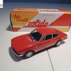 Auto in scala: COCHE FIAT DINO. ESCALA 1:43. NOREV / SALVAT. Lote 229119705