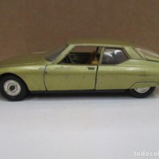 Coches a escala: COCHE CITROEN S M - SOLIDO COLOR VERDE - ESCALA 1/43. Lote 229802700