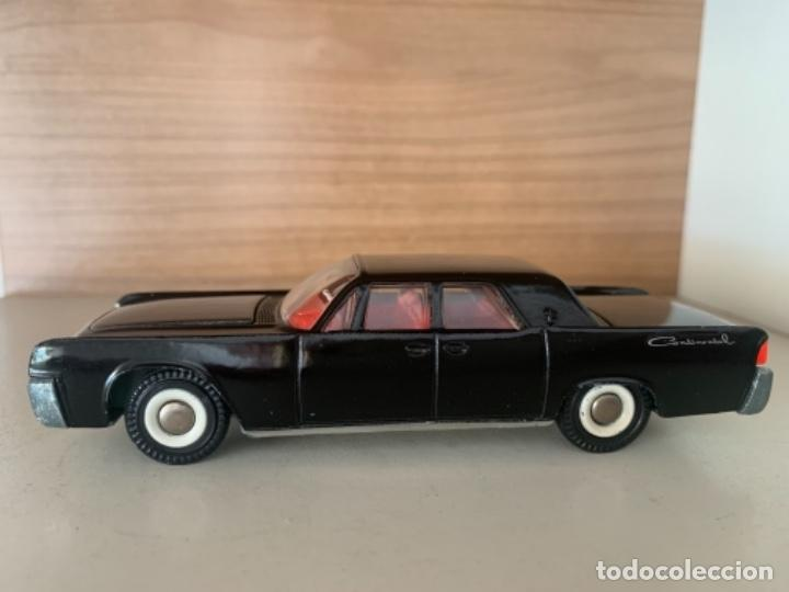 Coches a escala: DALIA SOLIDO LINCOLN CONTINENTAL ESCALA 1/43 MADE IN SPAIN - Foto 2 - 235342650