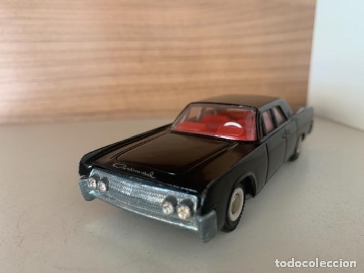Coches a escala: DALIA SOLIDO LINCOLN CONTINENTAL ESCALA 1/43 MADE IN SPAIN - Foto 8 - 235342650