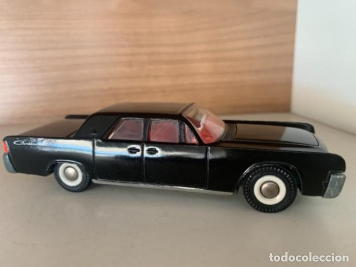 Coches a escala: DALIA SOLIDO LINCOLN CONTINENTAL ESCALA 1/43 MADE IN SPAIN - Foto 9 - 235342650