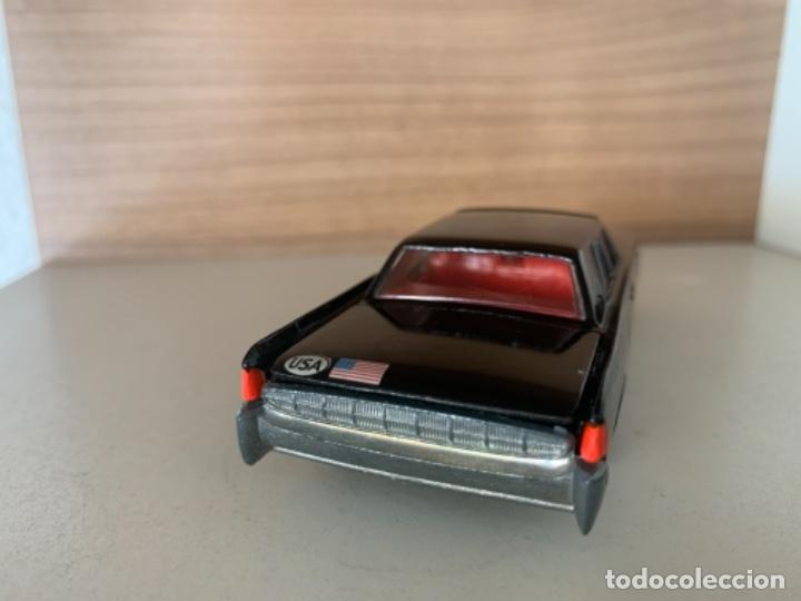 Coches a escala: DALIA SOLIDO LINCOLN CONTINENTAL ESCALA 1/43 MADE IN SPAIN - Foto 10 - 235342650