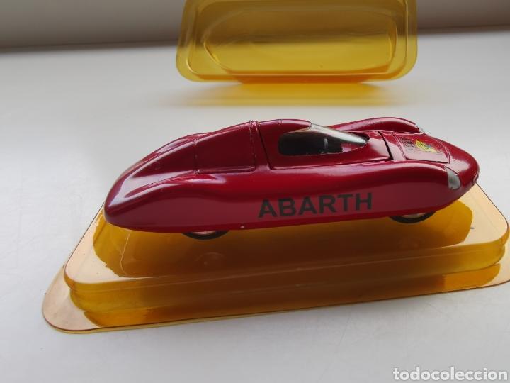 Coches a escala: Coche 1/43 Fiat Abarth Nº31 Reedition de Sólido. Coche nuevo en su blíster - Foto 4 - 235693895