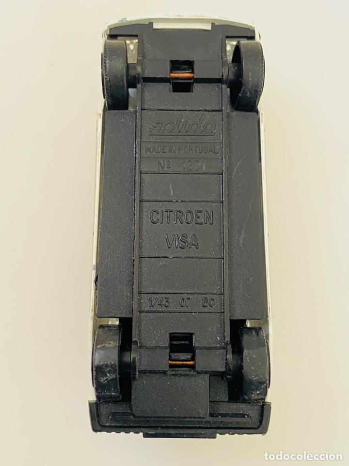 Coches a escala: Citroen Visa Solido - Foto 8 - 235945175