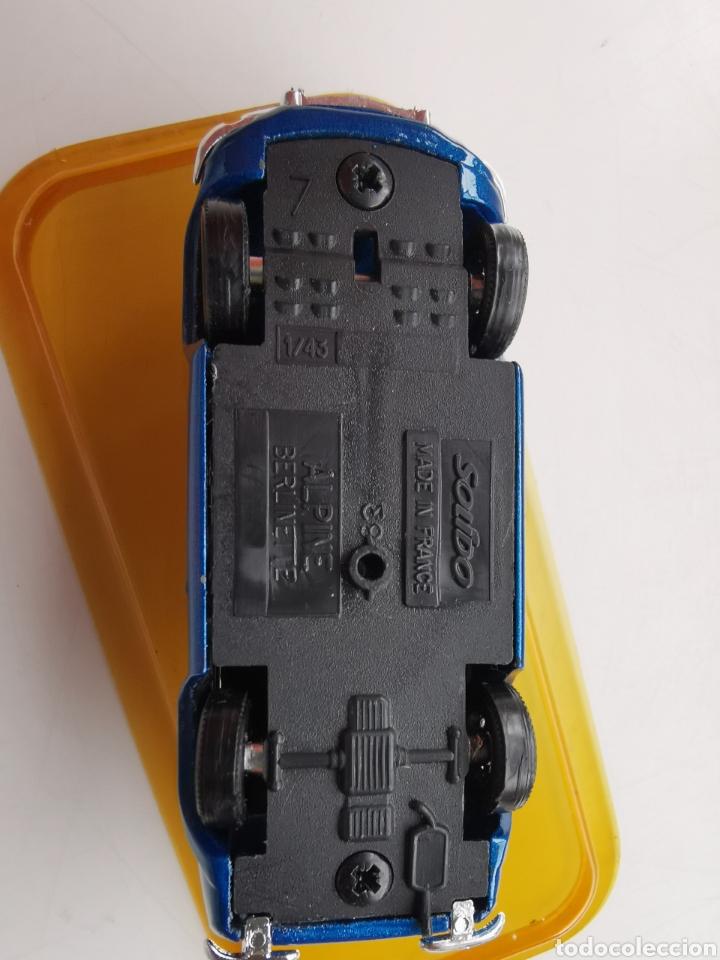 Coches a escala: Coche 1/43 Renault Alpine Berlinette de Solido. Nº83 - Foto 5 - 236489430