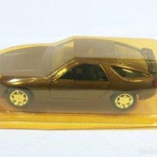 Coches a escala: PORSCHE 928 GT - MINIATURA - MARCA SOLIDO - EN SU EMBALAJE ORIGINAL Y COMO NUEVO. Lote 240156525