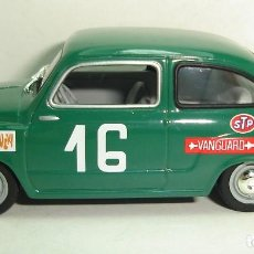 Coches a escala: SEAT 600 VANGUARD 1961 SOLIDO ESCALA 1:43. Lote 243341545