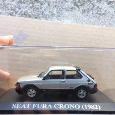 Coches a escala: MINIATURA SEAT FURA CRONO 1982. Lote 243405520