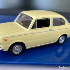 Carros em escala: COCHE SOLIDO - SEAT 850 (1969). ESCALA 1/43. Lote 243574625