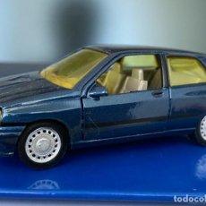 Carros em escala: COCHE SOLIDO - COCHE RENAULT CLIO (05.90). ESCALA 1/43 Nº59 MADE IN FRANCE. Lote 243575190