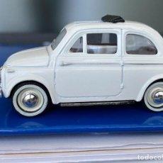 Coches a escala: COCHE SOLIDO - COCHE FIAT 500 1957 ESCALA 1/43 Nº16. Lote 243577925