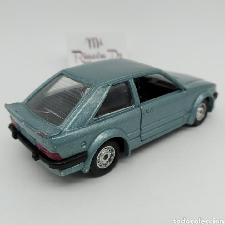 Coches a escala: Ford Escort RS Turbo referencia 1207 año 1986 de SÓLIDO, original, no es reedición de Salvat - Foto 2 - 243601460