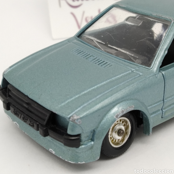 Coches a escala: Ford Escort RS Turbo referencia 1207 año 1986 de SÓLIDO, original, no es reedición de Salvat - Foto 5 - 243601460