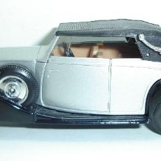 Coches a escala: ROLLS ROYCE PHANTOM III 1939 SOLIDO ESCALA 1:43. Lote 243875195