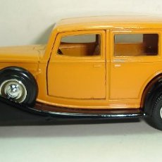 Coches a escala: PACKARD 1937 SOLIDO ESCALA 1:43. Lote 243875865