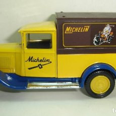 Coches a escala: CITROEN C4F 1930 MICHELIN SOLIDO ESCALA 1:43. Lote 243877355