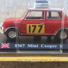 Coches a escala: MINIATURA MINI COOPER S. Lote 244796710