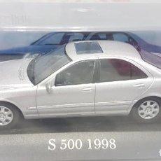 Coches a escala: MERCEDES S 500 1998 ALTAYA ESCALA 1:43. Lote 245007860