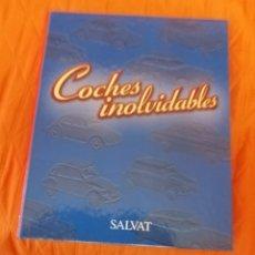 Coches a escala: COCHES INOLVIDABLES SALVAT. Lote 247781415