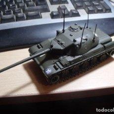 Coches a escala: CARRO BLINDADO AMX-30 T SOLIDO 1965. Lote 254507850