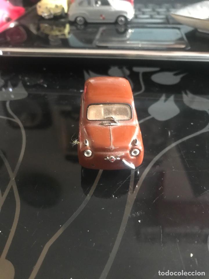 Coches a escala: 4 coches Solido con desperfectos.Scala 1/43 - Foto 23 - 255392305