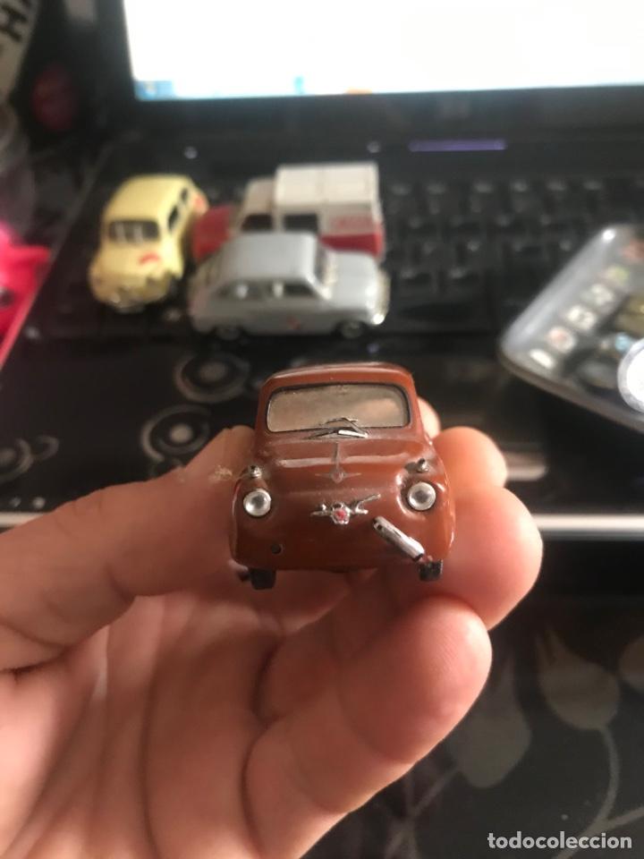 Coches a escala: 4 coches Solido con desperfectos.Scala 1/43 - Foto 24 - 255392305