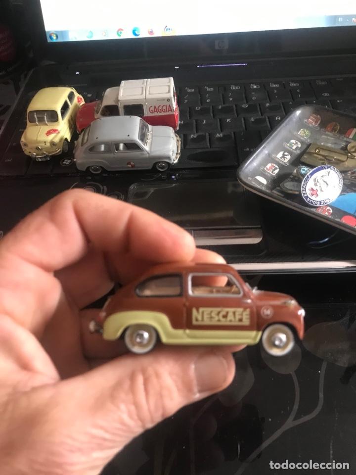 Coches a escala: 4 coches Solido con desperfectos.Scala 1/43 - Foto 25 - 255392305